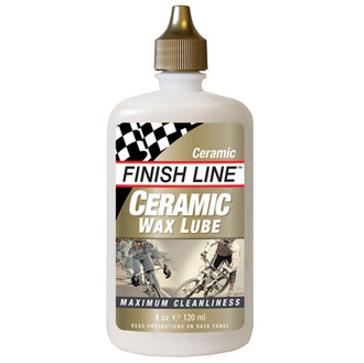 Finish Line Ceramic Wax Lube 2oz Squeeze