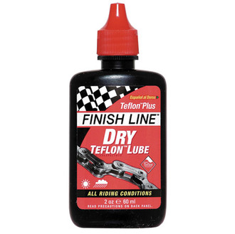 Finish Line Dry Lube 2oz Squeeze