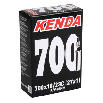 Kenda Tube 700X18/23 (27X1) R/V 48mm