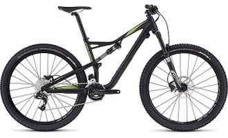 2016 Specialized Camber Comp 650b