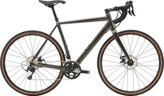 2018 Cannondale CAADX 105 SE - Anthracite