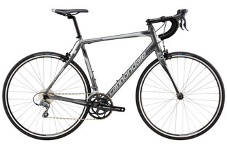 2016 Cannondale Synapse Alloy Claris 8 - Gray