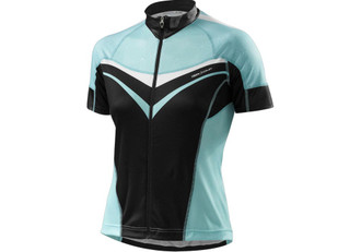 Specialized Women's RBX Comp Cycling Jersey - Black/Teal