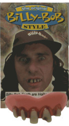 ROTTEN TEETH cavity novelty hobo homeless halloween costume stain tooth