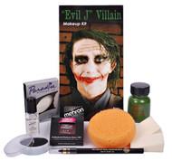 VILLAIN MAKEUP KIT joker evil character batman dark knight professional mehron