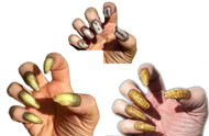 Creepy Claws Fake Claws Werewolf Gremlin Witch Vampire Nails Dental Distortions