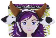 Cow Accessory Headband w/o Tail Costume