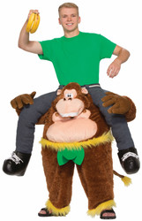 Monkeyin' Around Costume Adult One Size