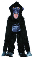 Gorilla Suit King Kong Mens Halloween Costume