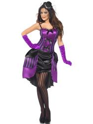 Adult Burlesque Lolita Darling Costume