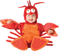 Lil Lobster Baby Costume