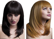 Tanja Medium Length Fringe Wig