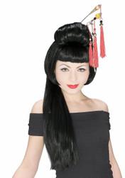 Chinese Geisha Girl Wig