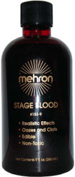 STAGE BLOOD dark venous gore professional fake makeup zombie theater costume 9oz