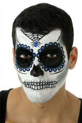 Woochie Day of the Dead Blue Makeup Kit