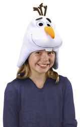 Olaf Hoodie Hat Frozen Disney Costume Accessory