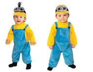 Despicable Me Minion Toddler Costume