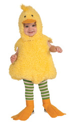 Yellow Quackie Duck Romper Infant/Toddler Costume