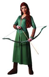 The Hobbit Tauriel Elf Womens Costume