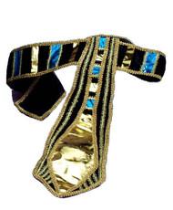 CLEOPATRA BELT egyptian nefertiti arabian queen pharaoh costume accessory