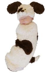 Cuddly Puppy Costume Newborn 0-3 Months