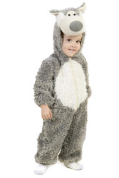 Big Bad Wolf Child Costume