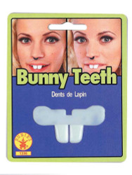 BUNNY TEETH large front novelty easter halloween costume accessory