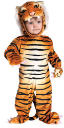 Jungle Tiger Romper Costume Child Toddler