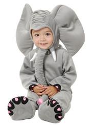 Little Elephant Kids Costume
