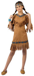 Indian Girl Pocahontas Costume