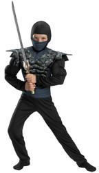 Camo Night Ninja Costume