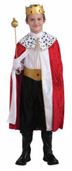 Regal King Boy's Costume Set