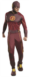 The Flash TV Series Costume Adult Standard