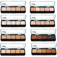 Graftobian Makeup HD Glamour Crème Foundation Palette