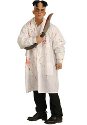 BARBER OF SEVERE Sweeny Todd dexter SCARY CRAZY halloween mens costume