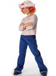 STRAWBERRY SHORTCAKE girls child halloween costume Medium by Rubies