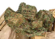 CAMOUFLAGE Netting 8' x 6' military army mens camo