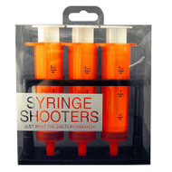 SYRINGE SHOOTERS alcohol bar party supplies drinking adult game toy gag gift