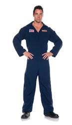 Navy Marines Jumpsuit Adult Costume