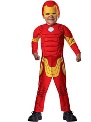 Marvel Avengers Iron Man Costume Toddler 2T-4T