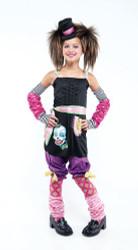 HARAJUKU japanese pop KIDS GIRLS halloween costume M