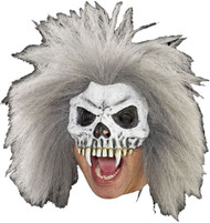DEMONSPIKE MASK latex halloween prop costume costumes