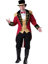 Men's Circus Ringmaster Costume