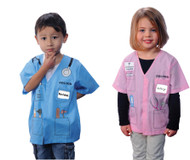 Kids Career Doctor Costume Ages 3-6