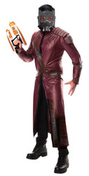 Guardians of the Galaxy Deluxe Star Lord Costume Adult