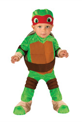 Teenage Mutant Ninja Turtles Raphael Toddler Costume TMNT