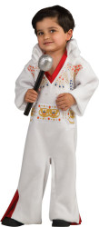 ELVIS little king rock n' roll  toddler famous boys halloween costume 1 2 yr