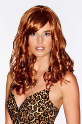 Incognito Vixen Curly Synthetic Wig