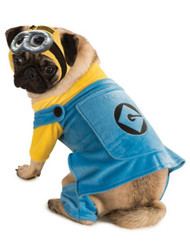 Despicable Me 2 Minion Pet Dog Costume