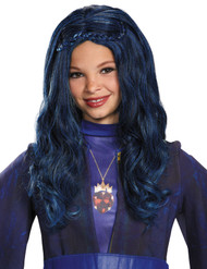 Evie Descendants Wig kids girls costume accessory